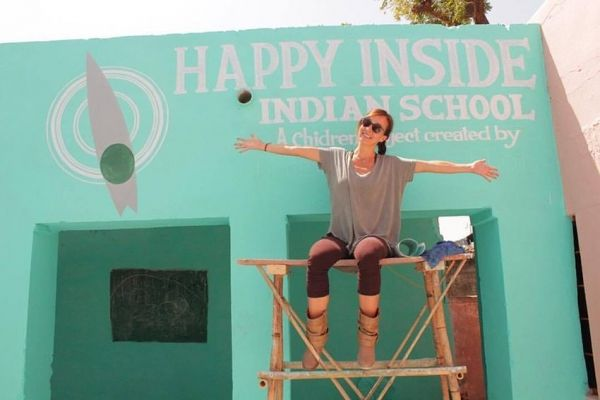 Made In Tarifa, y sus viajes solidarios Happy Inside
