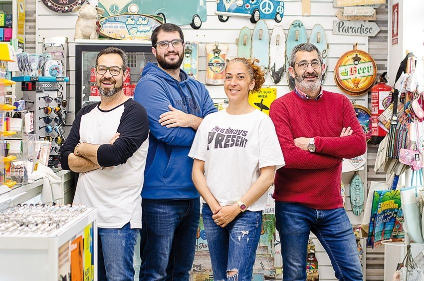 """Estanco Serrano"", la boutique del fumador"